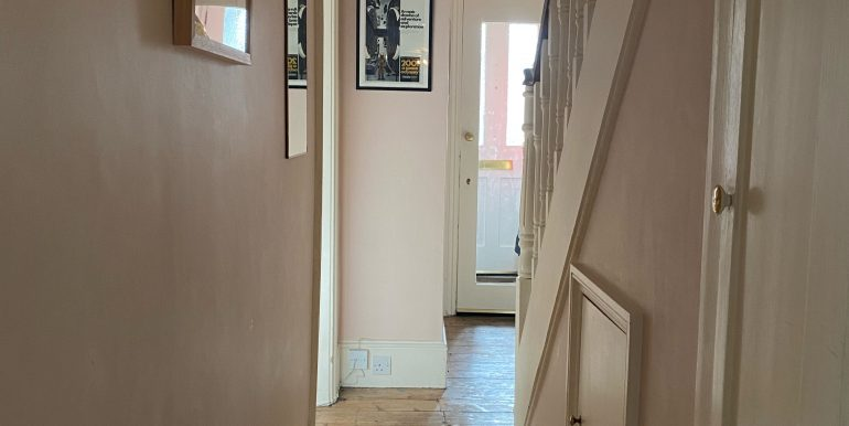 5 Blackheath Vale hallway